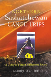 Book Cover Of Northern Saskatchewan Canoe Trips