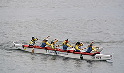 Outrigger Canoe BC Championship 2006