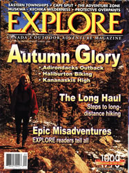 Explore Magazine cover